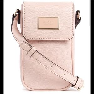 Guess NWT crossbody phone wallet pink purse